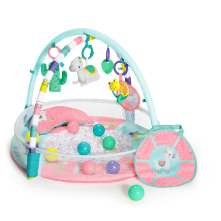 bright starts™ - 4-in-1 Rounds of Fun Activity Gym & Ball Pit