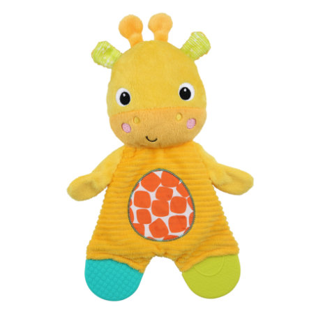 bright starts™ Snuggle & Teethe - Giraf