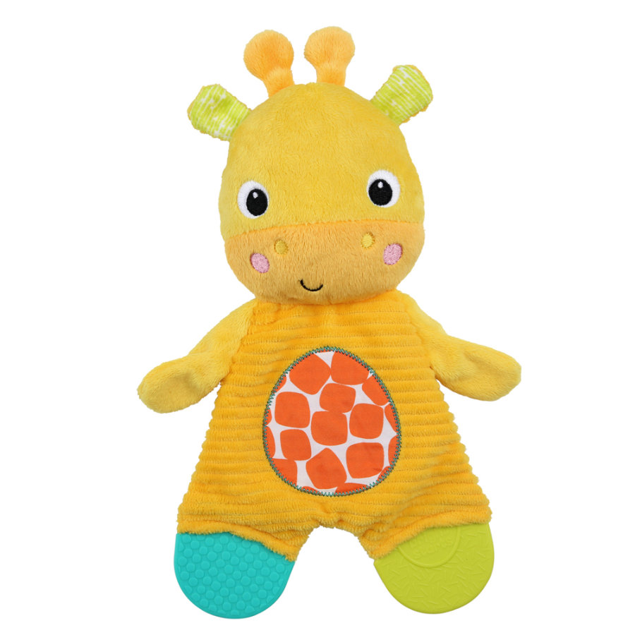 bright starts™ Doudou anneau de dentition girafe Snuggle & Teethe