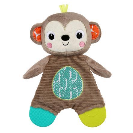 bright starts™ Schmusetuch mit Beißelementen Affe