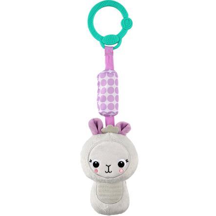 bright starts™ Hochet de poussette lama Chime Along Friends Take Along Toy