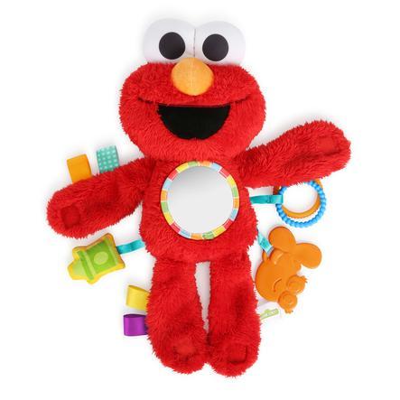 bright starts™ start ™ Hängande leksak Sesame Street Elmo med spegel, röd
