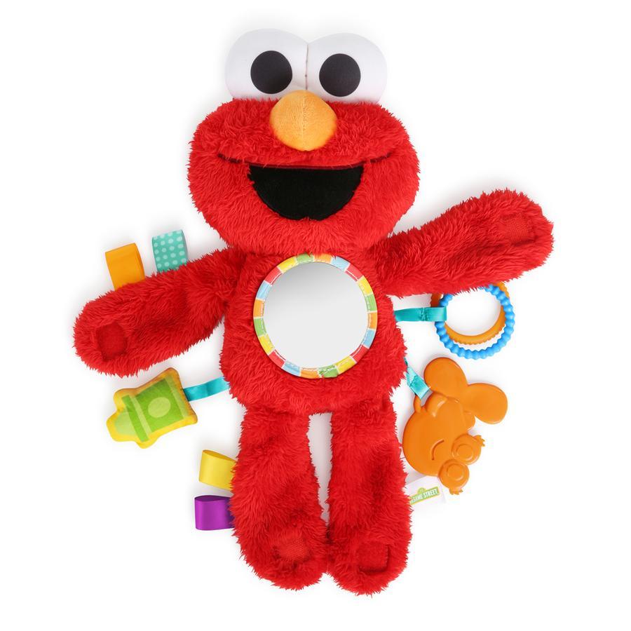 bright starts™ Hängespielzeug Sesamstraße Elmo mit Spiegel, rot
