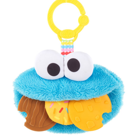 b right spustí ™ Zuby prsten Sesame Street Cookie Monster