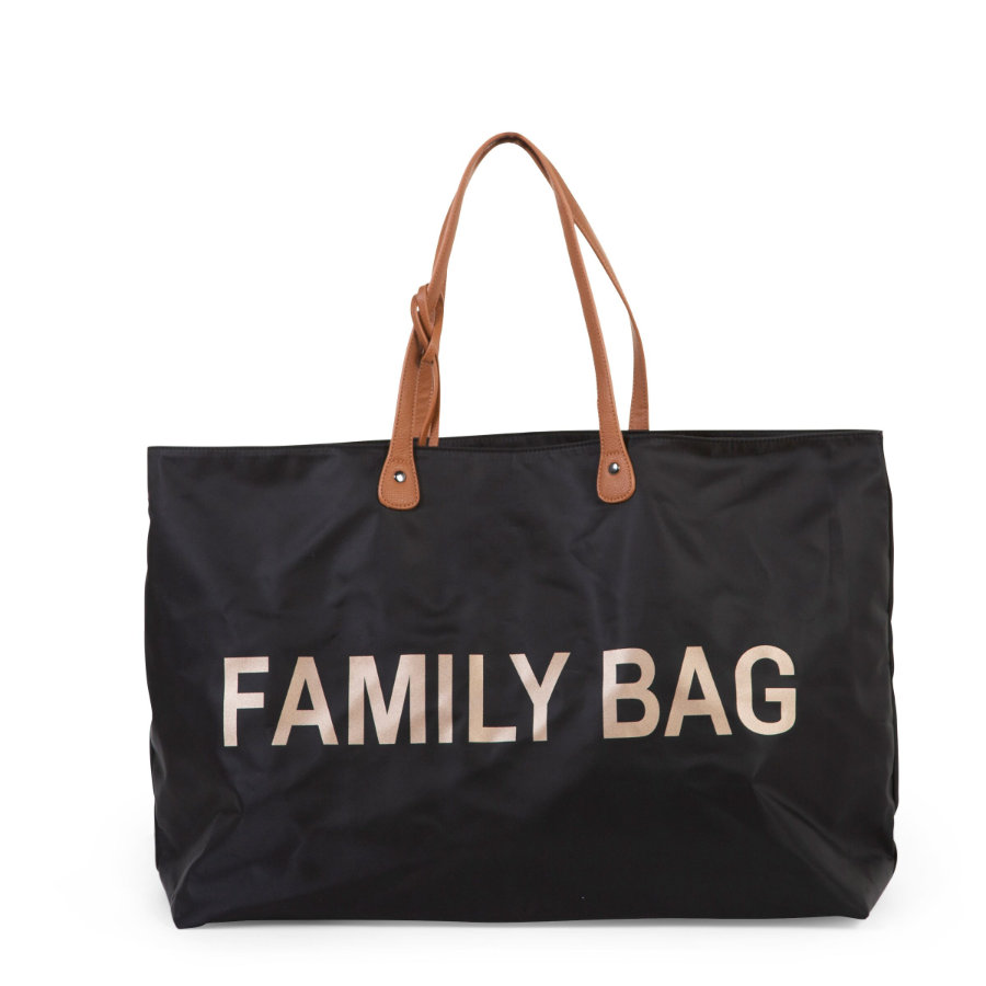 CHILDHOME Sac à langer Family Bag noir