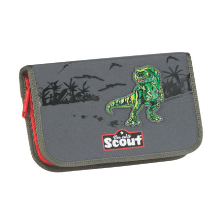 Scout Basic Etui 23-delig Green Dino