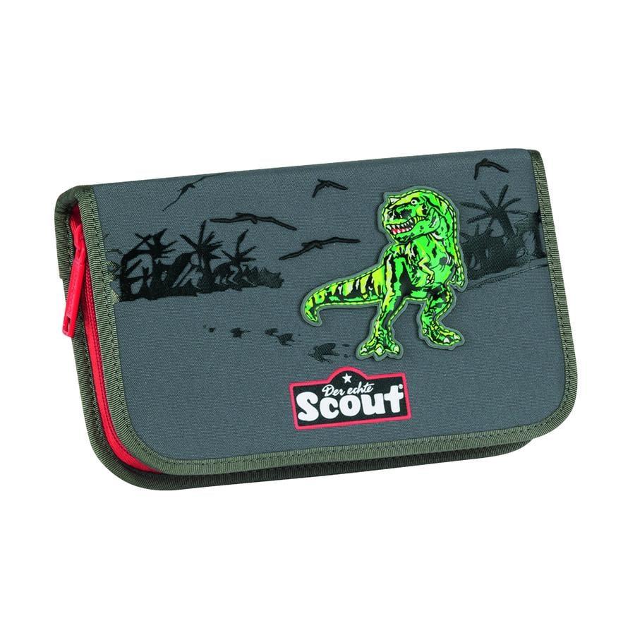 Scout Basic Case 23 st. - Grön Dino