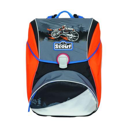 Scout školní batoh Alpha - Dark Ninja