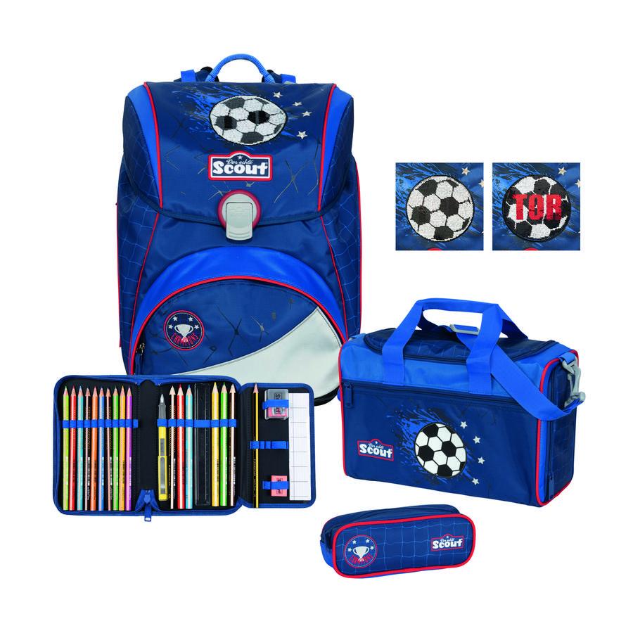 Scout Alpha-Set 4tlg. - Premium Football