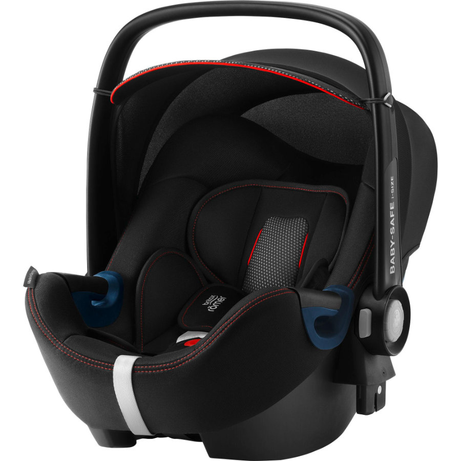 Britax Römer Babyschale Baby-Safe 2 i-Size Cool Flow - Black