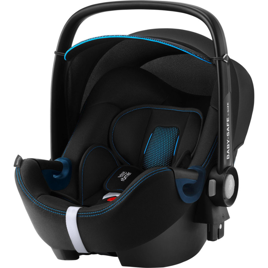 Britax Römer Babyschale Baby-Safe 2 i-Size Cool Flow - Blue