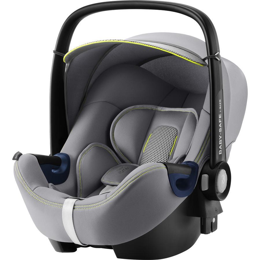 Britax Römer Babyschale Baby-Safe 2 i-Size Cool Flow - Silver