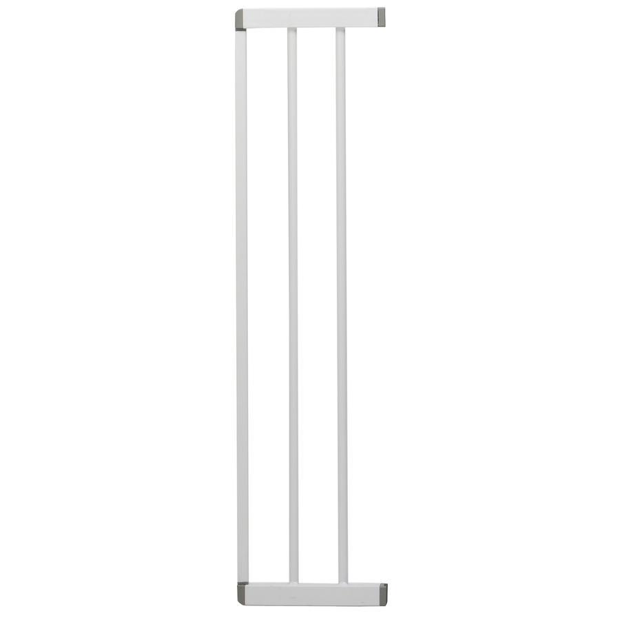 geuther Extensión 17 cm blanco para la rejilla de protección Geuther de la puerta 73,5-81 cm