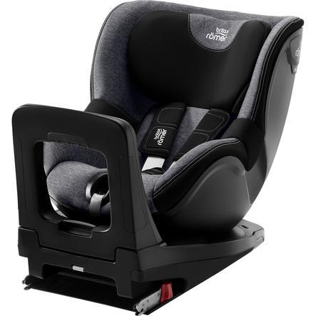 Britax Römer Kindersitz Dualfix M i-Size Graphite Marble