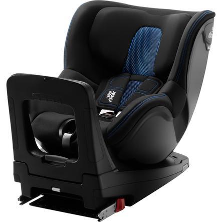 Britax Römer Kindersitz Dualfix M i-Size Cool Flow - Blue