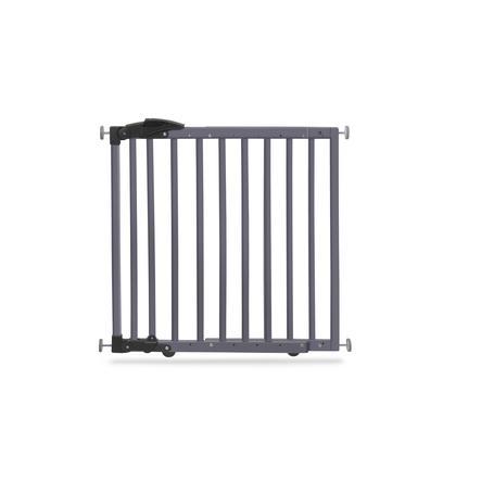 geuther Türschutzgitter 68 - 102 cm grau