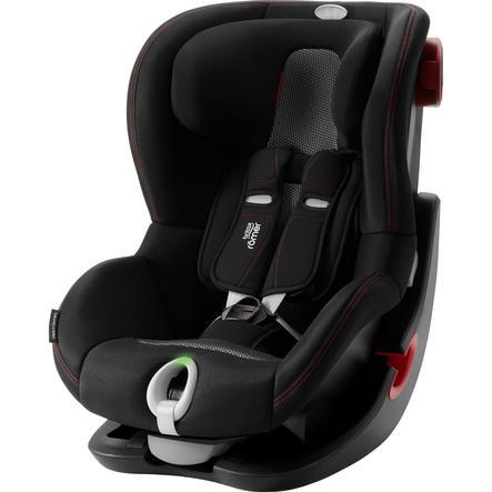 Britax Römer Kindersitz King II LS Black Series Cool Flow - Black