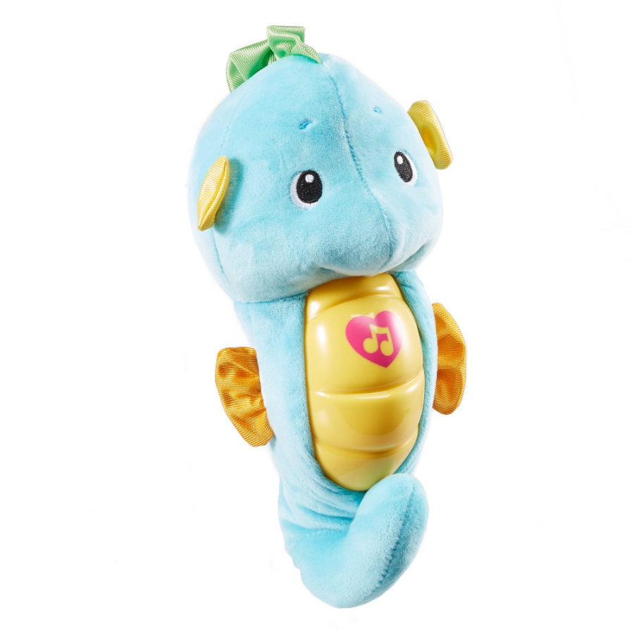 Fisher-Price® Slapend en lichtgevend zeepaardje, blauw