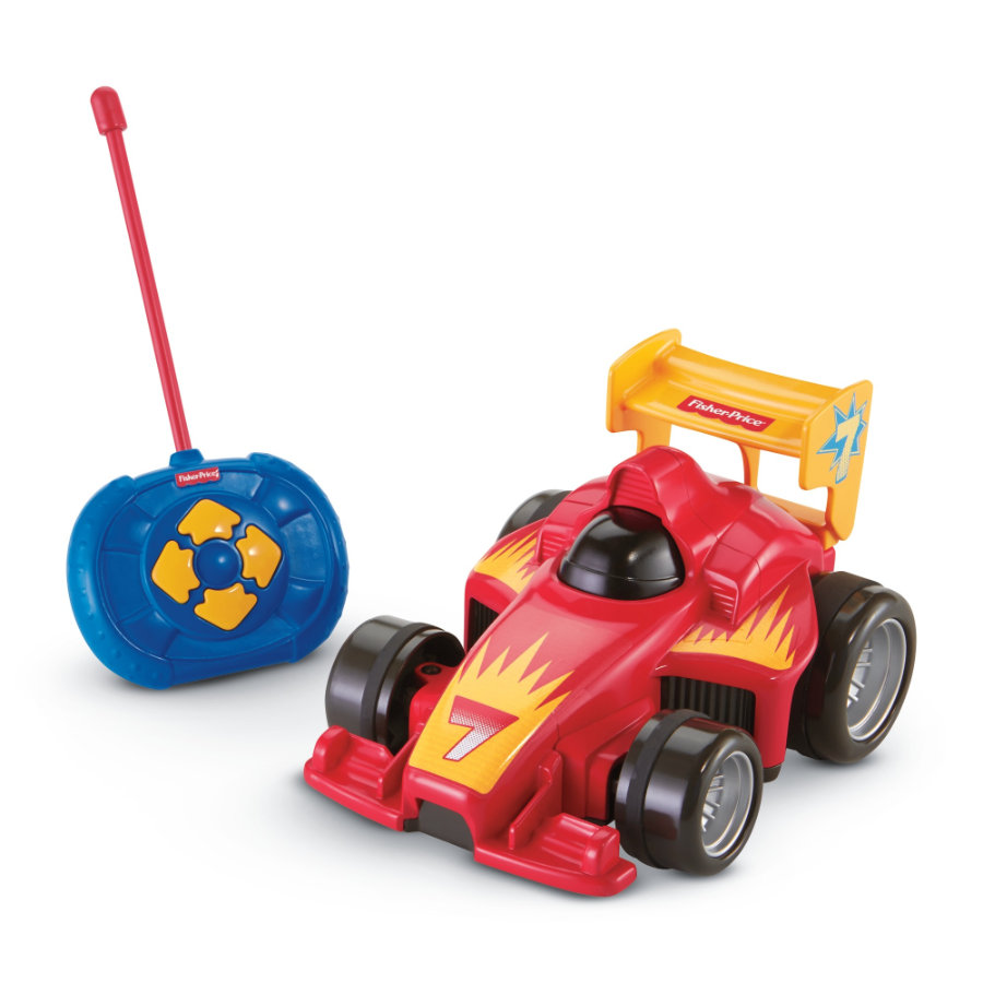 Fisher-Price® Fjernstyret bil