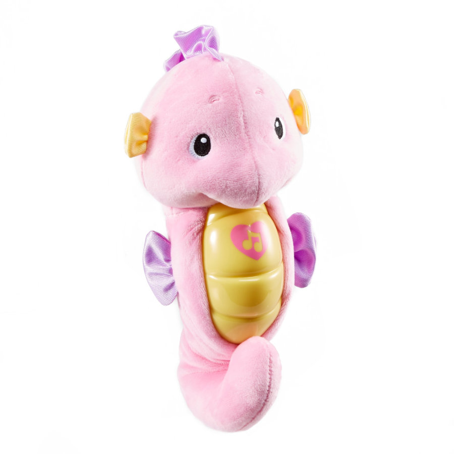 Fisher- Price snooze- a light-seahorse, pink