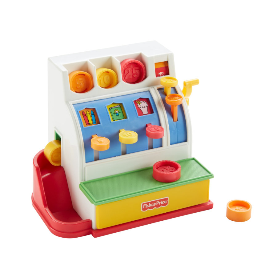 Fisher-Price® Kasseapparat