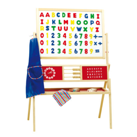 roba schoolbord met extra's, natuurlijk
