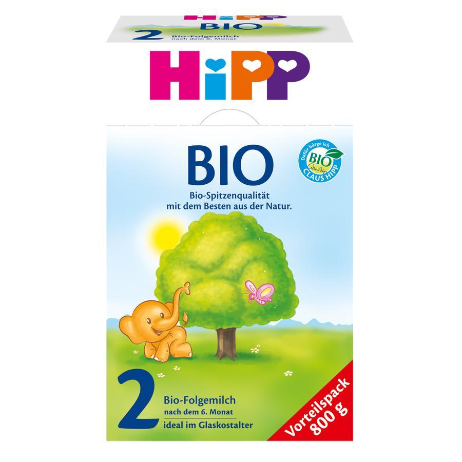 HiPP BIO 2 Folgemilch 800 g