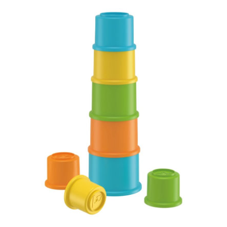 Fisher-Price® Bunte Stapelbecher