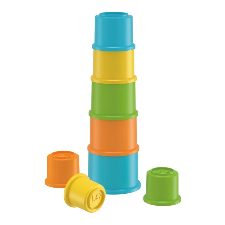 Fisher-Price® Tazas apilables de colores