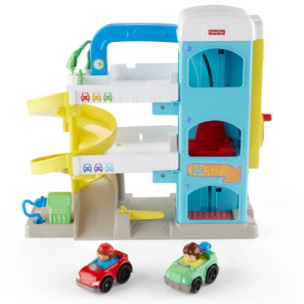 Fisher-Price® Garage parking enfant du voisin Little People