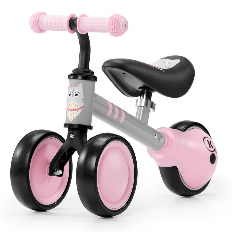 Kinderkraft - Mini Løbecykel Cutie, rosa