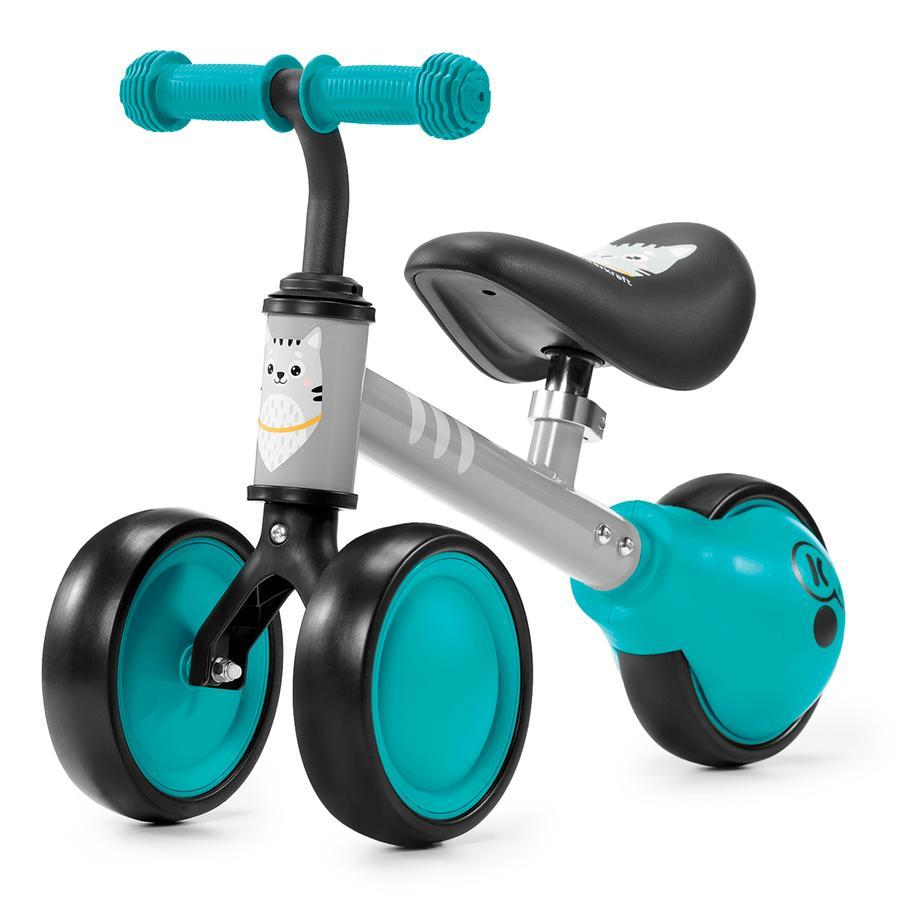 Kinderkraft - Mini Springcykel Cutie, blå