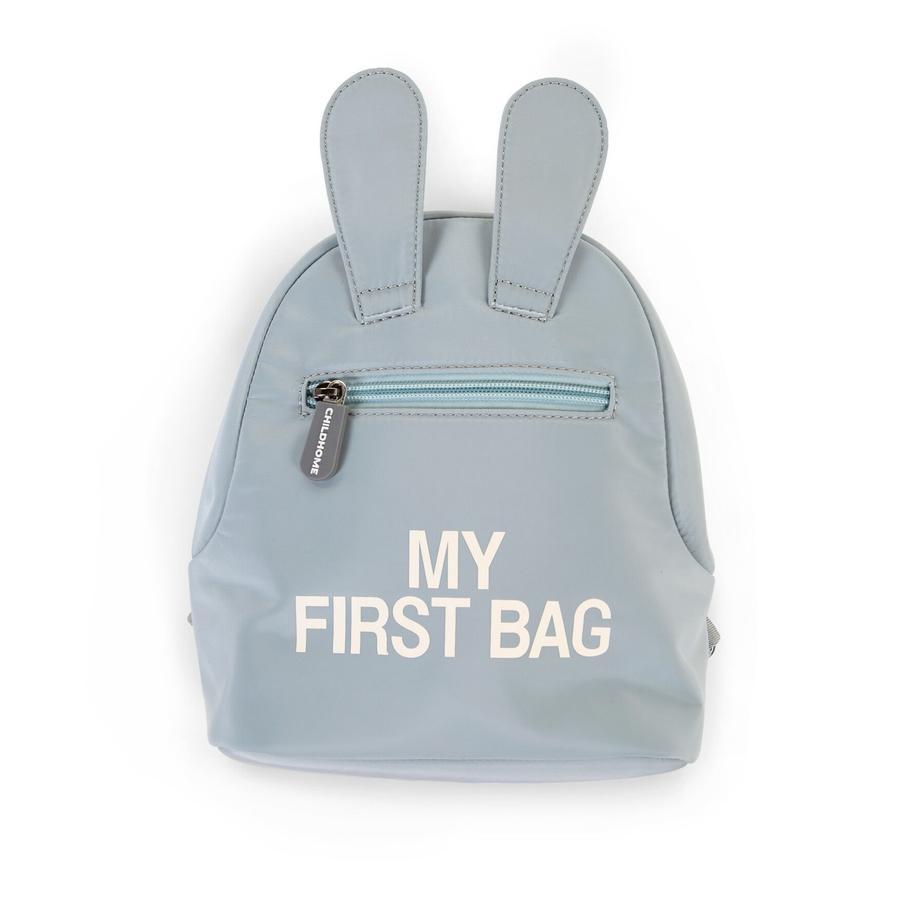 CHILDHOME Rugzak voor kinderen My First Bag grijs