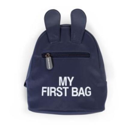 CHILDHOME Sac à dos enfant My First Bag bleu