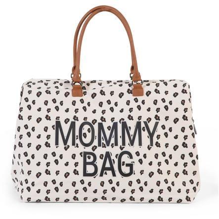 CHILDHOME Hoitolaukku Mommy Bag pilkullinen