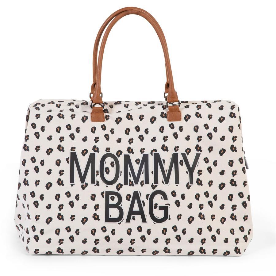 CHILDHOME Mommy Bag Leopard