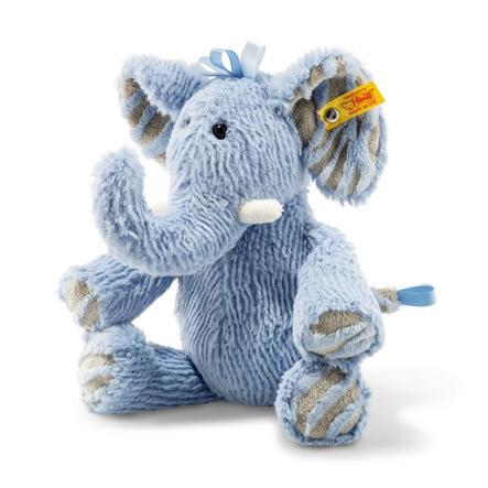 Steiff Soft Cuddly Friends Earz Elefant 30cm, blau