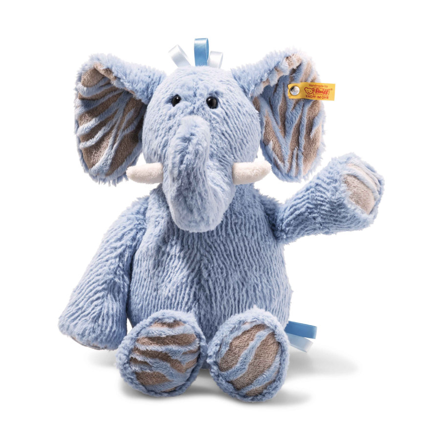 Steiff Soft Cuddly Friends Earz Elephant, 39 cm