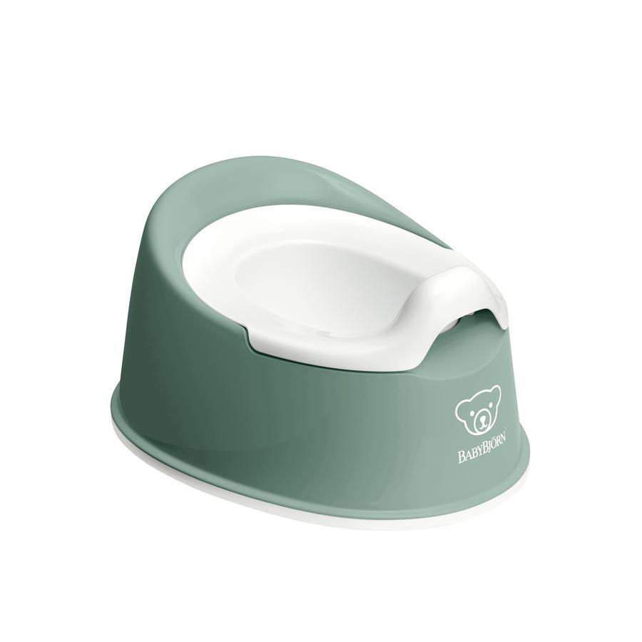 BABYBJÖRN Smart potte Grågrøn