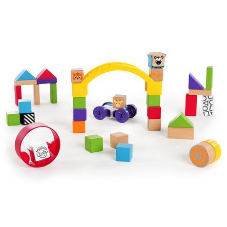 Baby Einstein by Hape Blocs de construction bois E11873