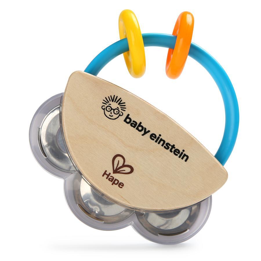 Baby Einstein by Hape Tambourin enfant mini bois E12011