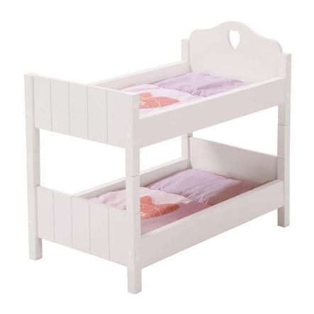 ROBA patrová postel pro panenky