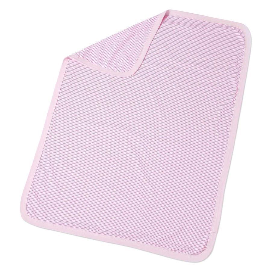 Deka Easy Baby 75 x 100 cm - růžové proužky