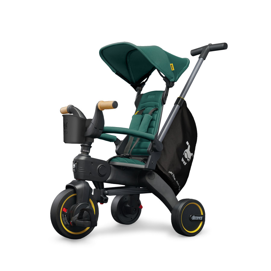 doona™ Tricycle enfant évolutif Liki S5 Racing Green