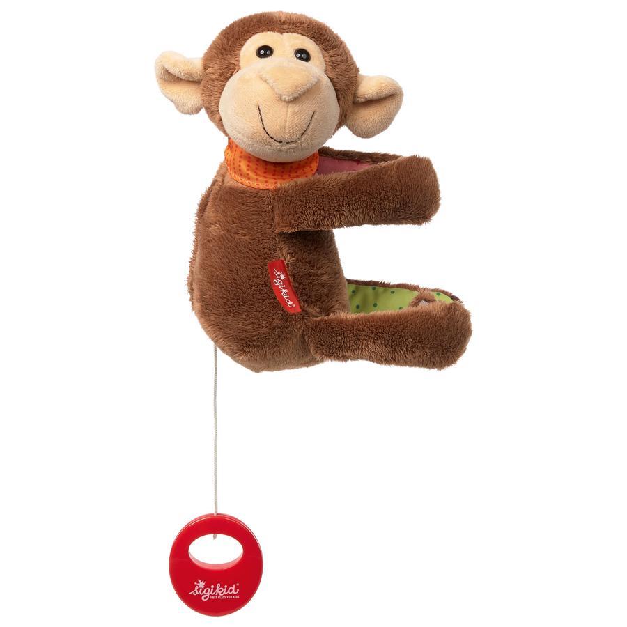 sigikid ® Hanging music box monkey