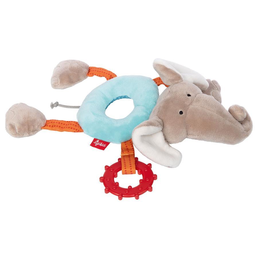 sigikid® Ringgreifling Elefant - Ringe für die Sinne