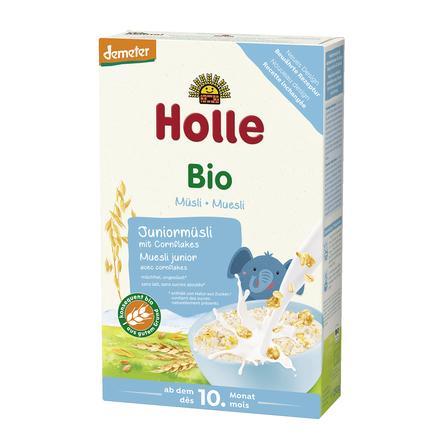 Holle Bio Juniormüsli Mehrkorn mit Cornflakes 250 g