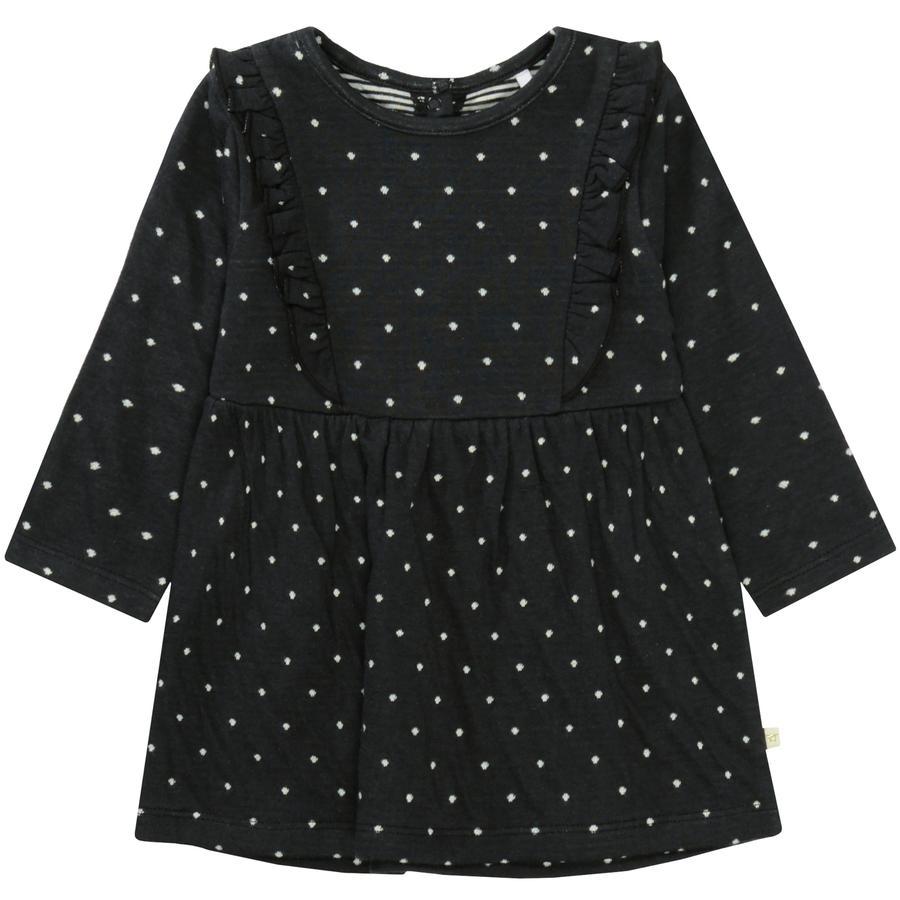 STACCATO  Girls Šaty tmavé stone vzorované