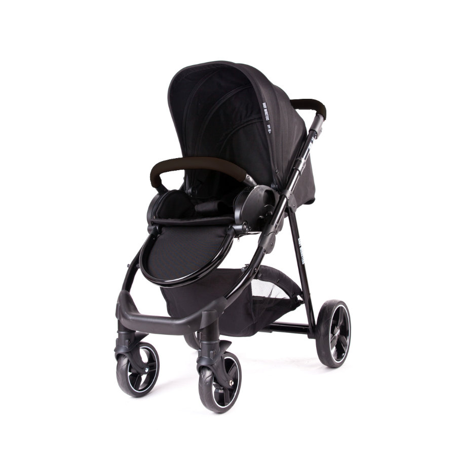 BABY MONSTERS Sportwagen Fresh 3.0 Black