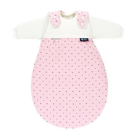 Alvi® Unipussi Baby-Mäxchen® 3-osainen Outlast - pienet sydämet